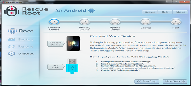 how to connect android to pc without usb debugging