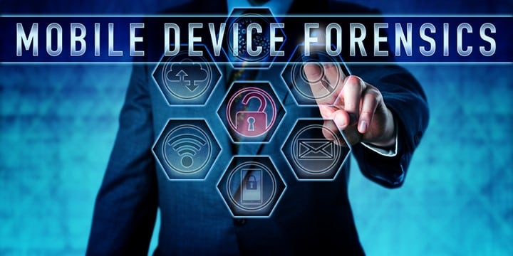 Evidence Acquisition In Mobile Forensics