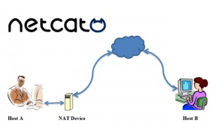 Netcat-sized