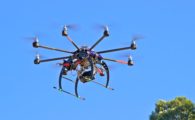 Privacy and Security Issues for the Usage of Civil Drones - Infosec  Resources