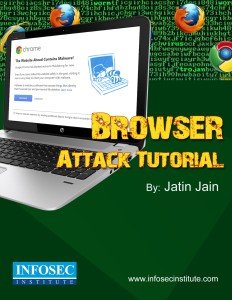 Browser Attack Tutorial Cover