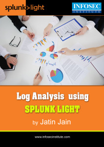 Log Analysis Using Splunk Light Cover
