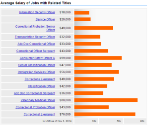 Security Officer Salary