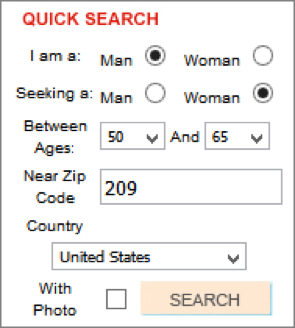 dating-search